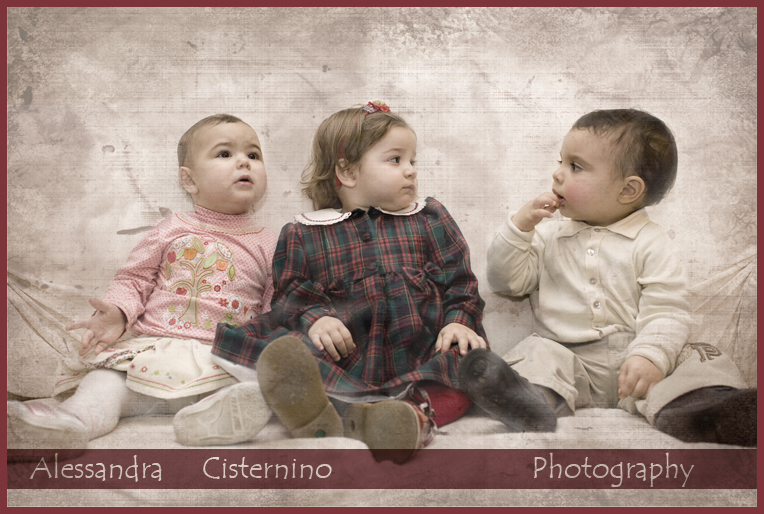 lui, lei…  |  servizi fotografici di bambini a roma