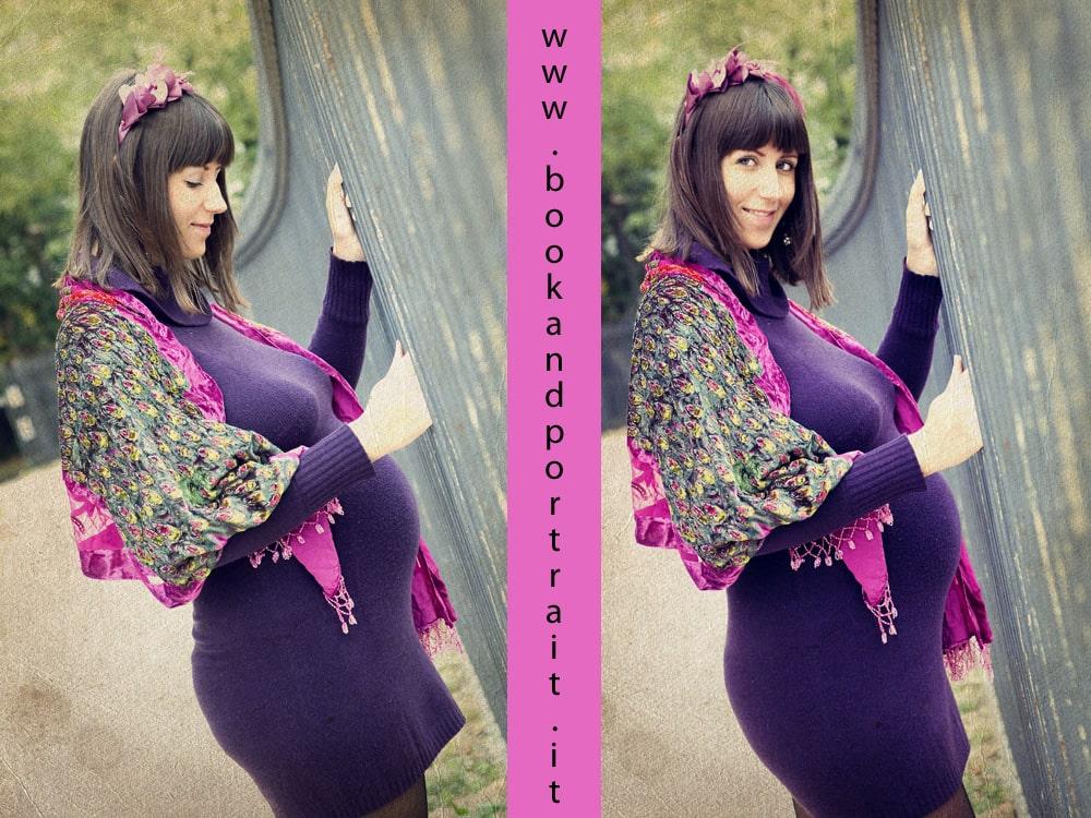Carola  | servizi fotografici di gravidanza a roma