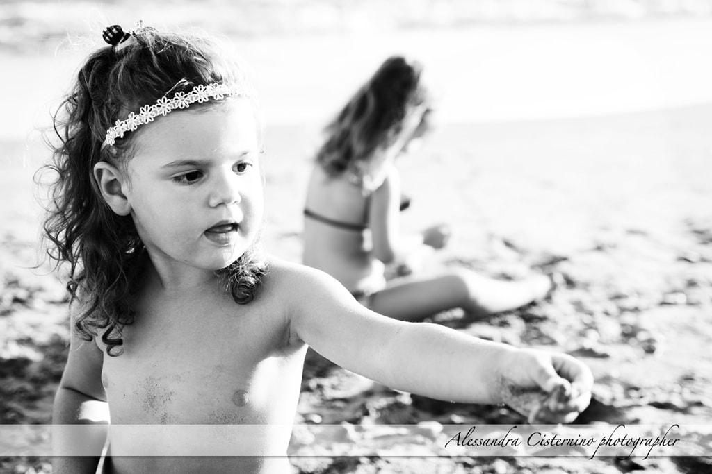 Giada e Gaia | servizi fotografici di bambini a Roma