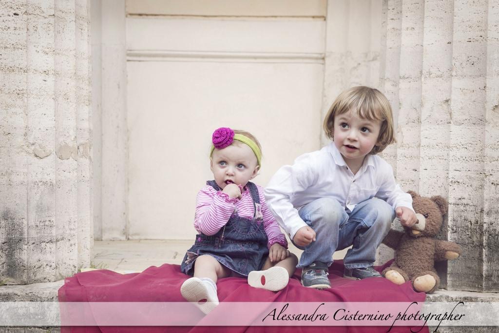 servizi fotografici bambini roma