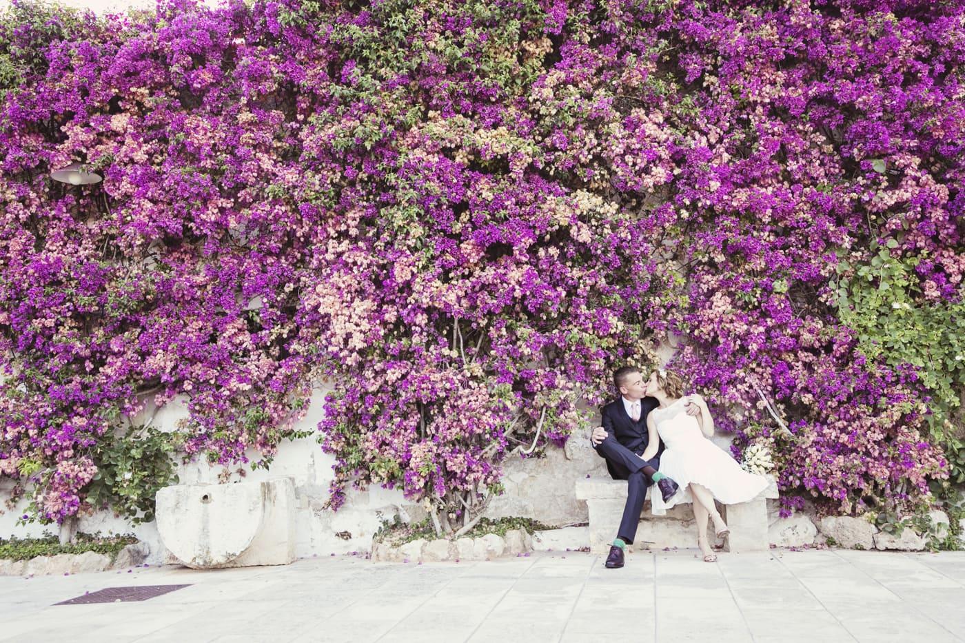 Imma & Brad | wedding in Italy