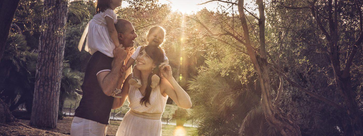 La poesia della luce | Servizi fotografici di bambini e famiglie