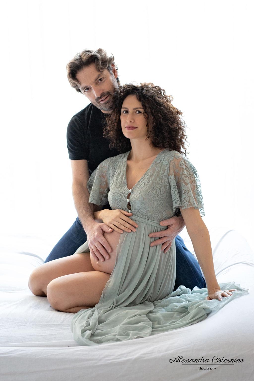 foto di gravidanza a roma