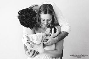 fotografie di neonati in un approccio emotivo