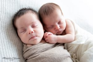 sessione newborn gemelli