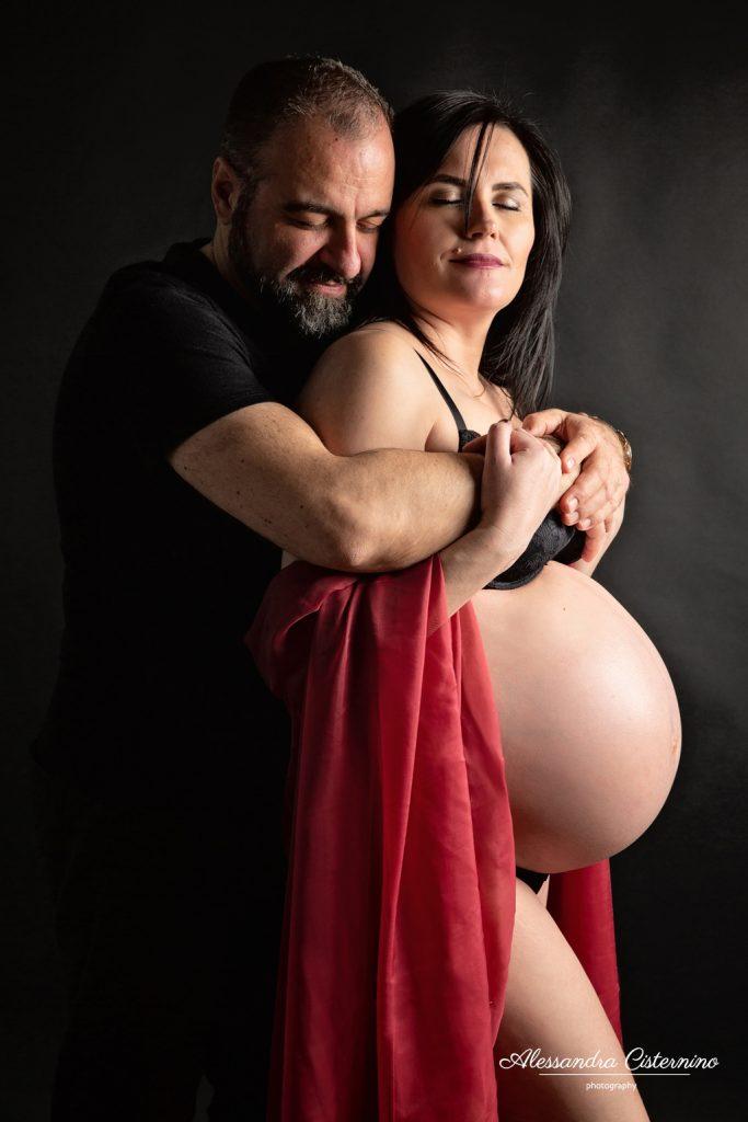 fotografie gravidanza roma